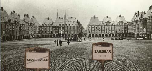 Rimbaud de charleville charleville rimbaud de for Maison et cite douai